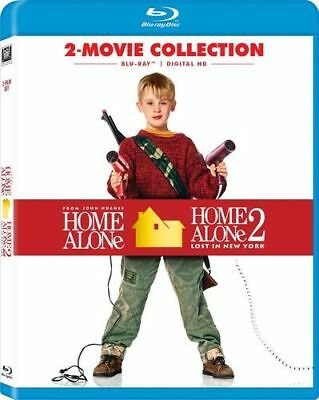 Home Alone 2 -Movie Collection New Bluray