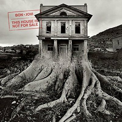 Bon Jovi - This House Is Not For Sale CD NEW