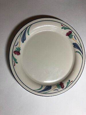 """Lenox POPPIES ON BLUE 8.25"""" Salad Plates, Excellent Condition! Only 2 left!"""