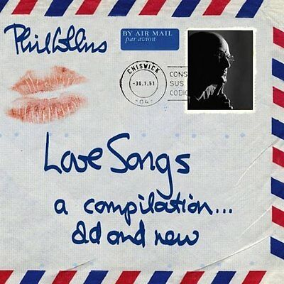 PHIL COLLINS ( NEW SEALED 2 x CD ) LOVE SONGS/ THE VERY BEST OF / GREATEST HITS