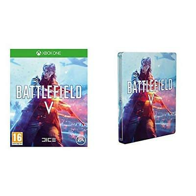 Microsoft Xbox One-BATTLEFIELD V GAME NEW