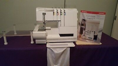 Huskylock 21 Serger overlock sewing machine