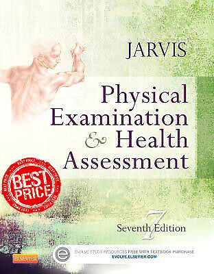Physical Examination and Health Assessment by Carolyn Jarvis 7th Ed [PDF]