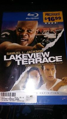 Lakeview Terrace (Blu-ray Disc, 2009)