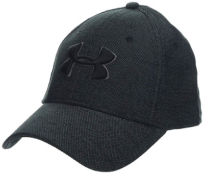 3f1c1652b4e UNDER ARMOUR HEATHERED Blitzing 3.0 Golf HeatGear Stretch Fit Hat ...