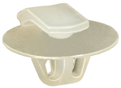 Clipsandfasteners Inc 100 Weatherstrip Retainers Compatible With GM 11611342