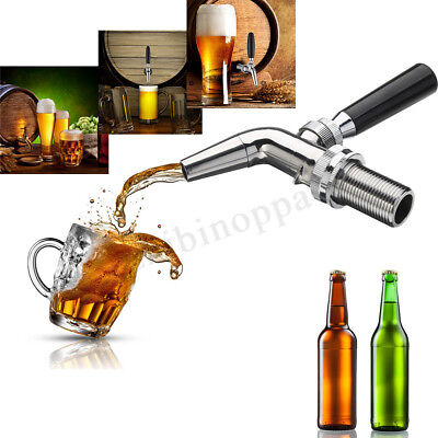 New Perlick Perl 630SS Tap Faucet Stainless Steel Homebrew Draft Beer