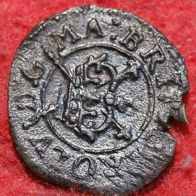 1625-1649 Great Britain 1 Farthing Foreign Coin