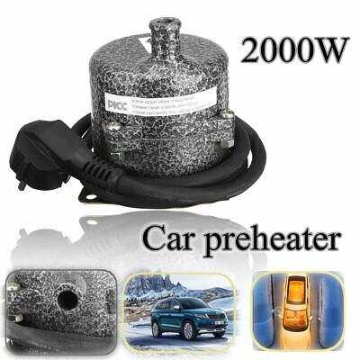 2000W 220V Auto Engine  Preheater Coolant Heating Truck Car Parking