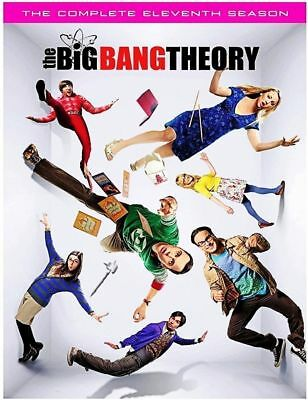 THE BIG BANG THEORY The Complete Eleventh Season BRAND NEW FACTORY SEALED