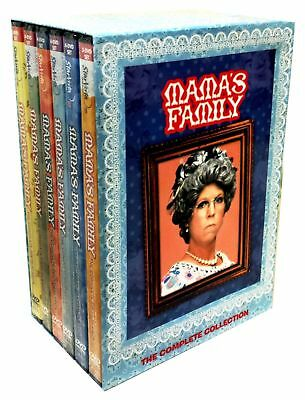 Mamas Family: The Complete Series Collection Box Set Brand New Factory sealed