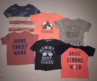 Toddler Boys Huge 18-24 Month 2T Spring Summer Clothing Lot 42 Pc Carters ++