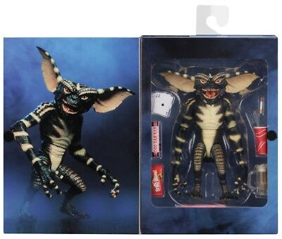 "NECA Gremlins 7"" Scale Ultimate Gremlin 6"" Tall Action Figure AUTHENTIC IN STOCK"