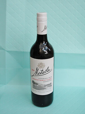Metala 2009 Cabernet Shiraz Malbec Wine. Sealed, unopened, limited. Langhorne