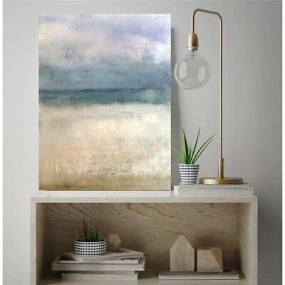 Courtside Market On the Horizon Gallery Wrapped Canvas Wall Art - 16x20
