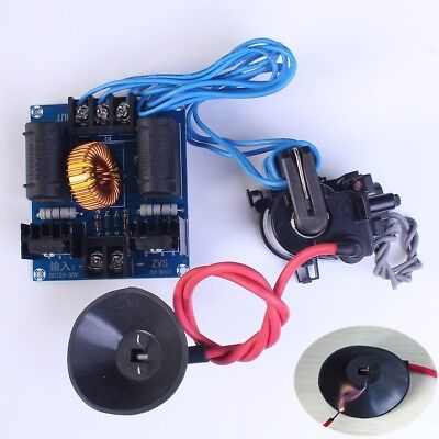 High Voltage Discharge Generator Driving Board ZVS Driving Tesla Discharge Coil