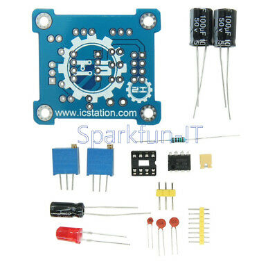 NE555 Puls Frequenz Duty Cycle Einstellbar Module Square Wave Signal Generator T