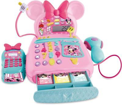ICM Toys – Minnie Mouse 181700 – Elektronische Registrierkasse