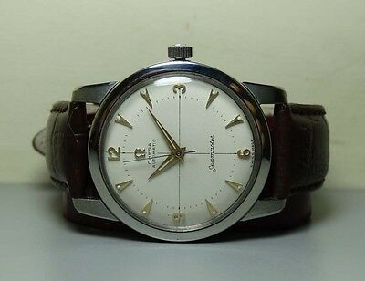 VINTAGE Omega Seamaster AUTOMATIC 354 SWISS MENS 13764801 OLD H429 WATCH ANTIQUE