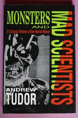 R70290 Monsters and Mad Scientists: Cultural History of the Horror Movie (Eng