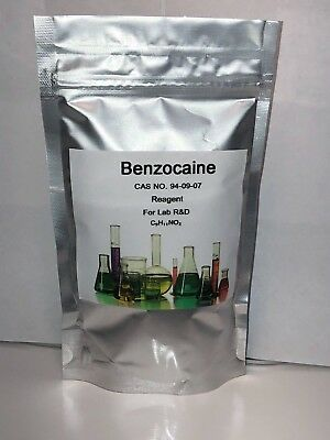 BENZOCAINE _56g _ FAST & FREE DELIVERY 1st Class QUALITY !!! Fast Shipping