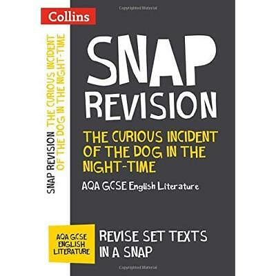 The Curious Incident of the Dog in the Night-time: AQA - Paperback / softback N