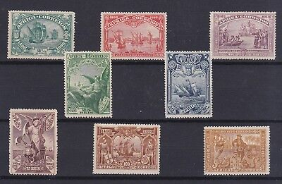 Portugal - Africa Nice Complete Set MH