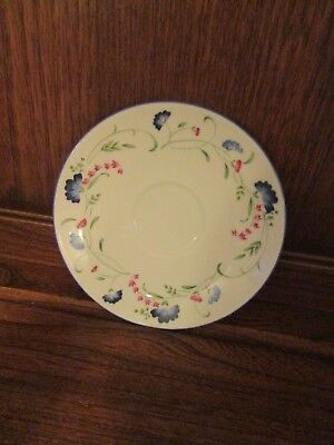 Royal Doulton Expressions~Windermere~1990. 1X14.4cms Saucer . [like BHS Priory]