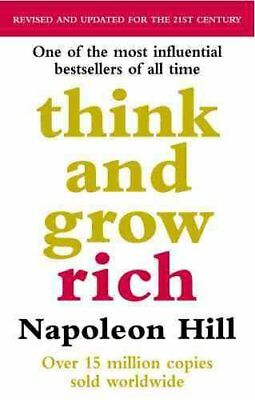 Think and Grow Rich by Napoleon Hill (Paperback, 2004)