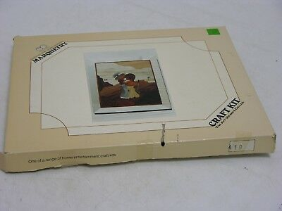 Marquetry Craft Kit From The Art Veneers Co Ltd  (Bh 138)