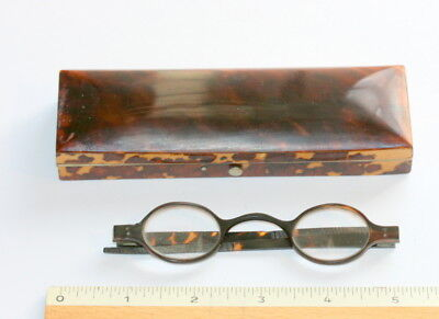 P. 49 In My Book, C1810 , Spectacles With Case Etui, All In Good Cond.