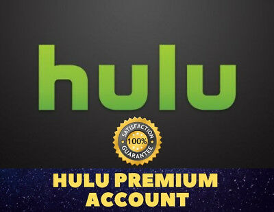 Hulu Premium Account With Auto Renew Cheap Rate [INSTANT DELIVERY]