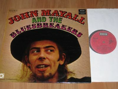 John Mayall and the Bluesbreakers - Same LP 1966 H 270/1  (8)