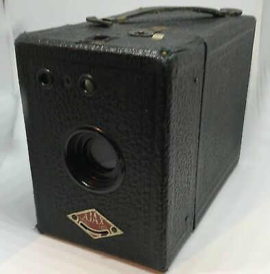 Ajax 120 Roll Film Box Camera