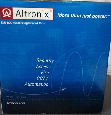 ALTRONIX - POWER SUPPLY - ALTV248ULHi