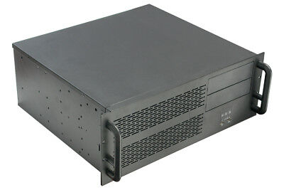 "4U ATX (Rackmount Chassis) ( 2x5.25"" + 6 x3.5"" HDD Bay ) (15.25"" Deep Case ) NEW"