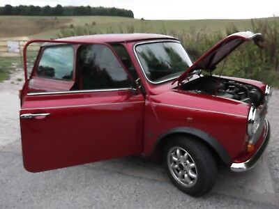 ROVER MINI  TARTAN 1.3 i AUTOMATIC  LIMITED EDITION 1300 CLASSIC ROVER MINI 1995