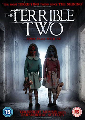 Terrible Two The DVD NEW