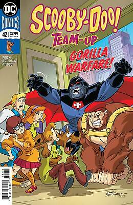 Scooby-Doo Team-Up #42 2018 DC Comics