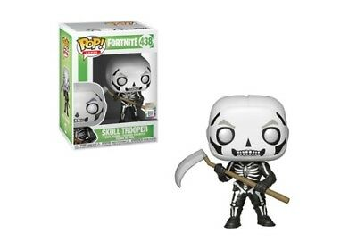 Funko Llc 34470  Pop! Games: Fortnite-Skull Trooper