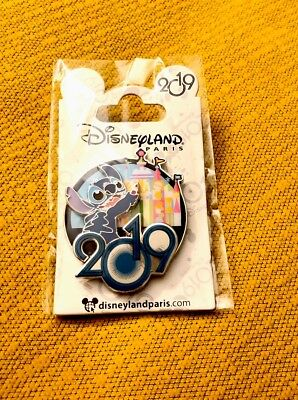 Pins Stitch Open Disneyland Paris 2019 DLP