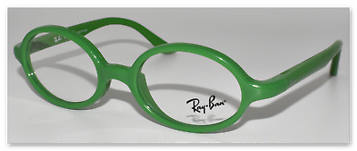 29e2f1c139d Brand New With Tag Authentic Ray Ban Eyeglasses Kids Ry1545 3636 Green  42-16-