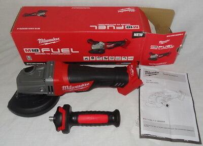 "New Milwaukee M18CAG125XPD-0 M18 FUEL 125mm 5"" Cordless Angle Grinder Bare Tool"