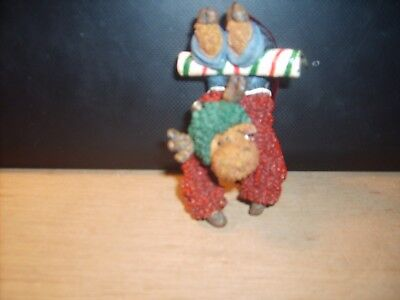 Boyds Collection MOOSE ornament MALONEY MOOSELTWIST  Mint in box