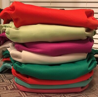 Bumgenius Elemental All-in-one Diapers (8)