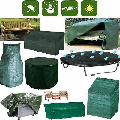 Extra Large Waterproof Garden Patio Furniture Covers Rattan Table Cube Outdoor