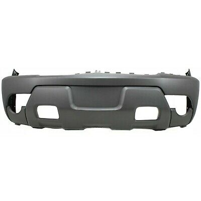 Front Bumper Cover For 2003-2006 Chevy Avalanche 1500 w/ Body Cladding Textured