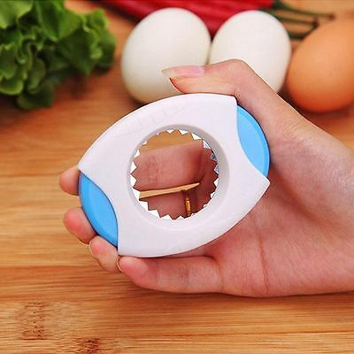 Boiled Egg Shell Topper Cracker Cutter Opener Raw Egg Shell Knocker Home Tool DB