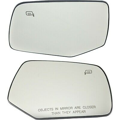 New Mirror Glass Driver Left Side Heated LH Hand Ford Escape Mariner FO1324122