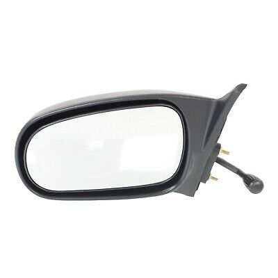 New Door Mirror Glass Replacement Driver Side For Honda Civic 1996-00